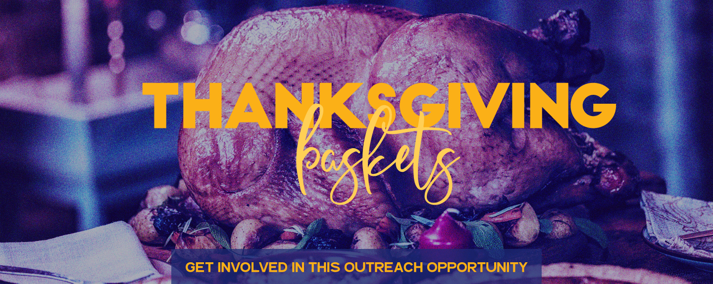 Thanksgiving Basket Initiative